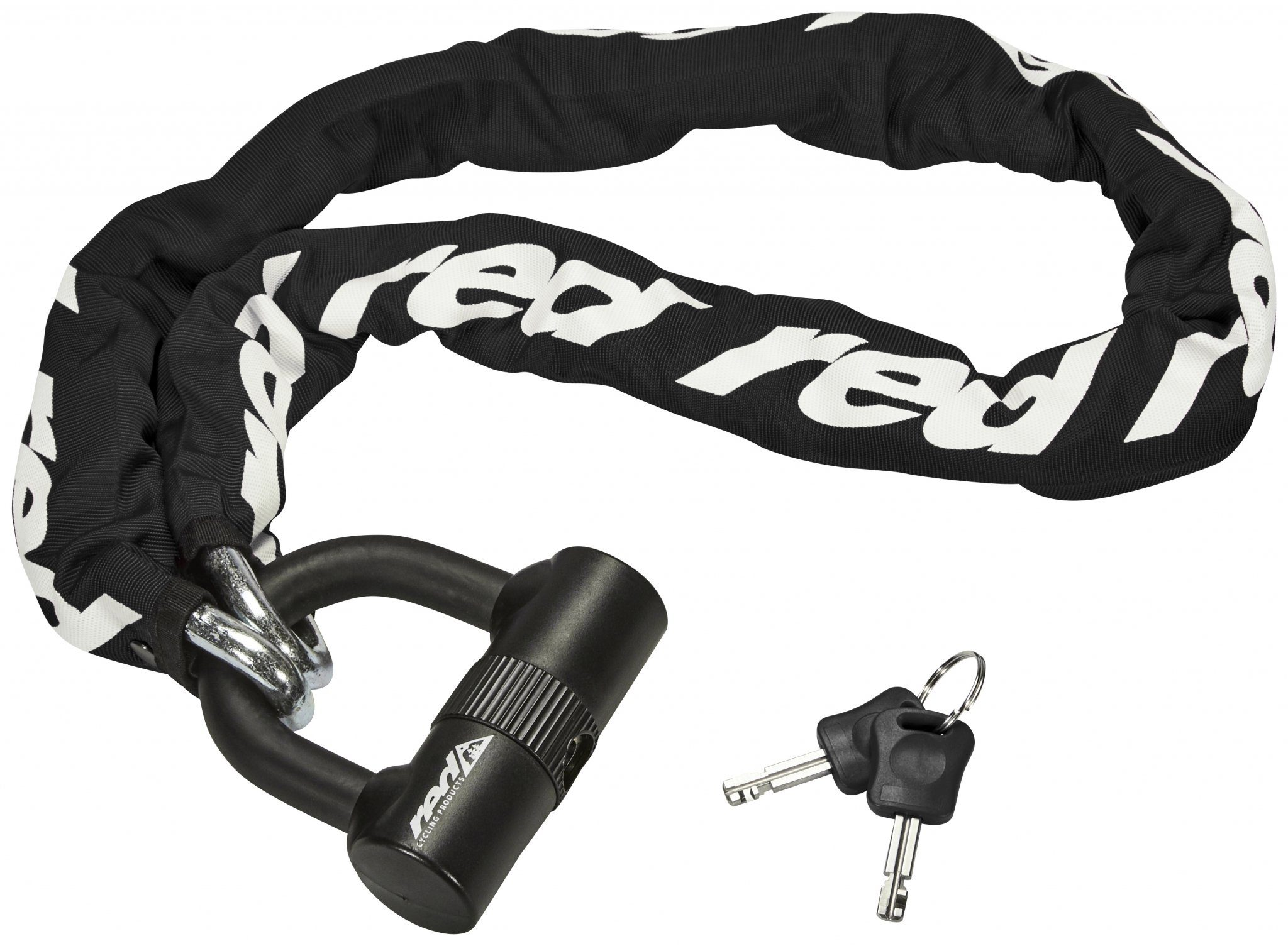 Red Cycling Products Kettenschloss »High Secure Chain Plus Kettenschloss«