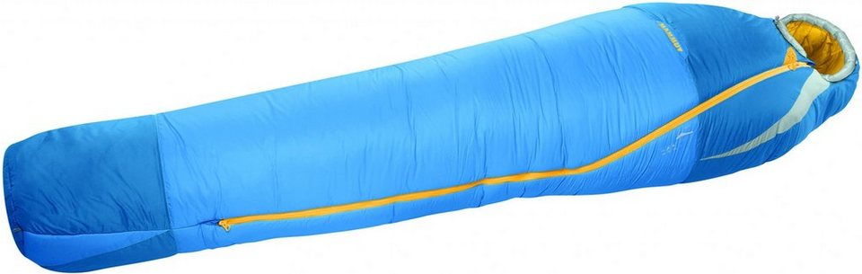 Mammut Schlafsack »Kompakt MTI Spring 180 Sleeping Bag« in blau