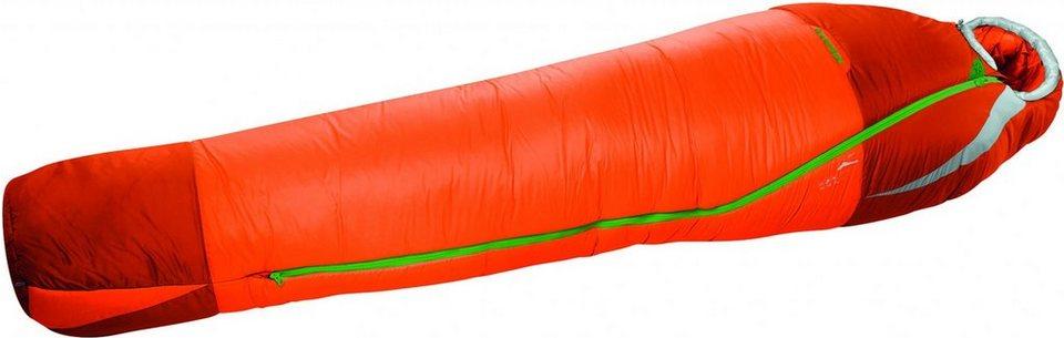 Mammut Schlafsack »Kompakt MTI Summer 195 Sleeping Bag« in orange