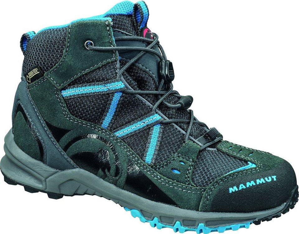 Mammut Stiefel »Nova Mid GTX Shoes Kids« in grau