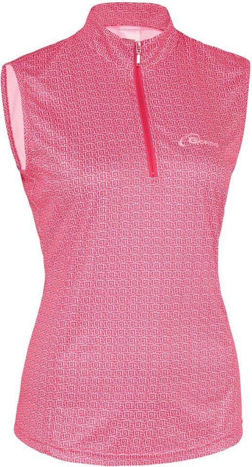 Gonso Radtrikot »Ilka Shirt Damen« in pink