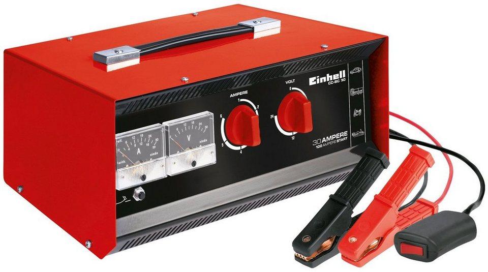 Batterieladegerät »CC-BC 30« in rot