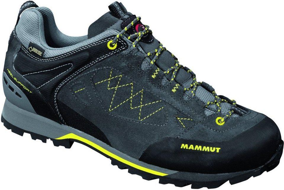 Mammut Kletterschuh »Ridge Low WL GTX Shoes Men« in grau