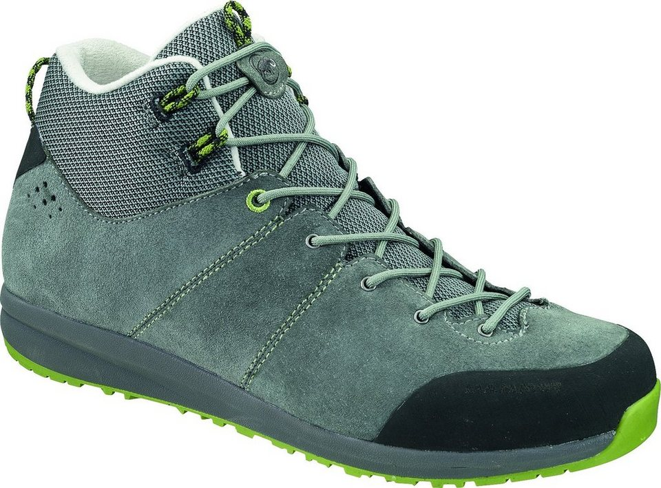 Mammut Kletterschuh »Pordoi Mid Shoes Men« in grau