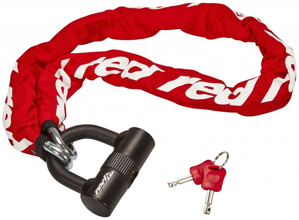 Red Cycling Products Fahrradschloss »High Secure Chain Plus Kettenschloss«