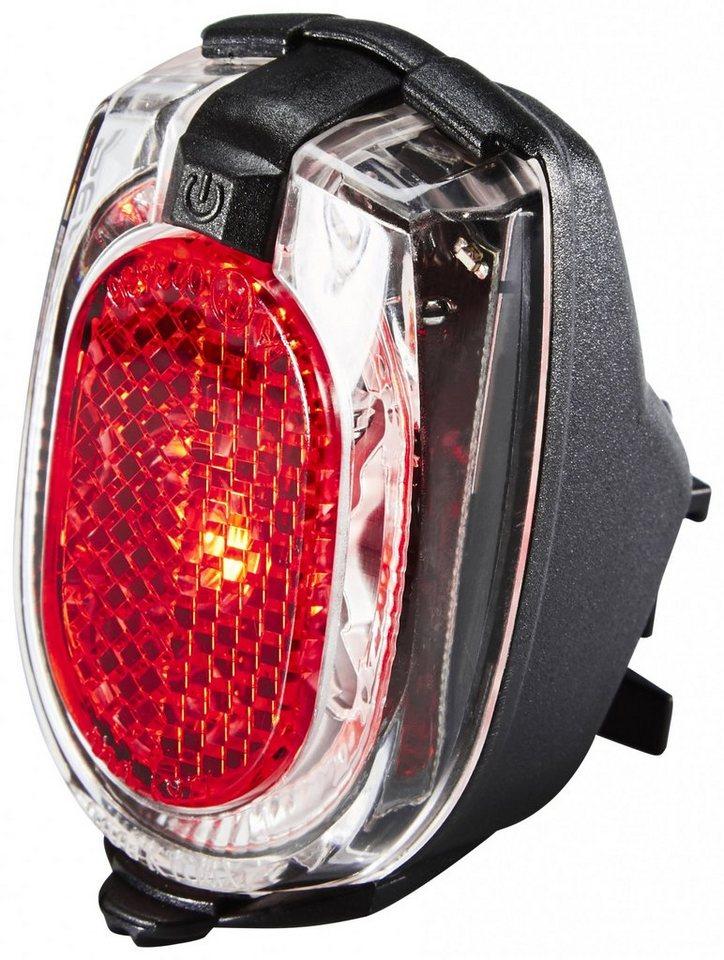 Busch + Müller Fahrradbeleuchtung »Secula Batterie-Rücklicht permanent für«
