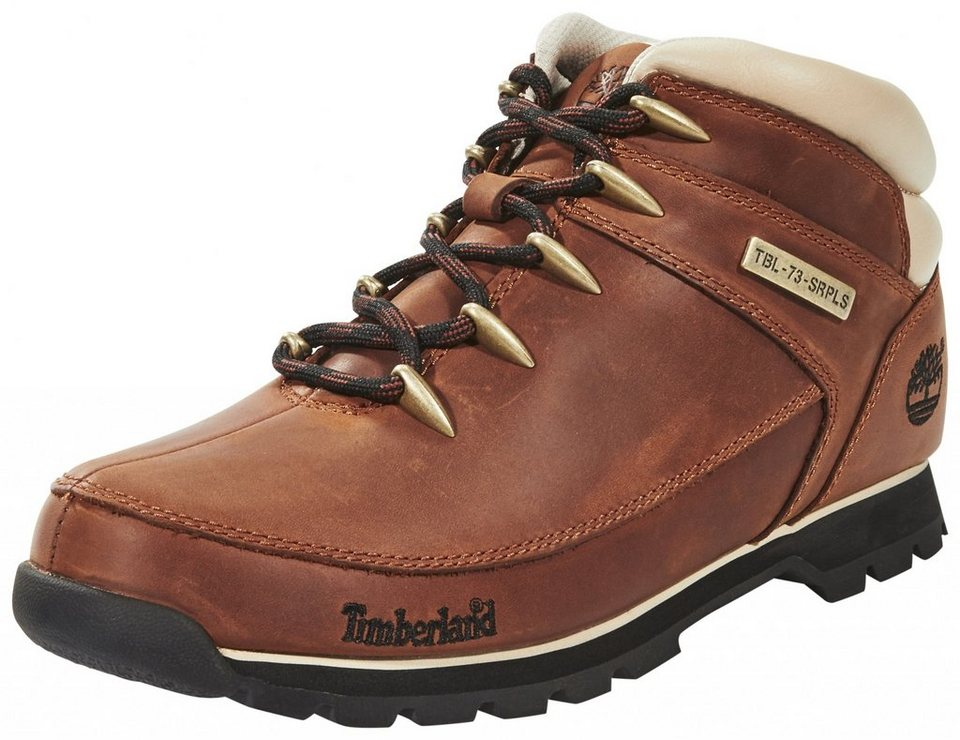TIMBERLAND Kletterschuh »Euro Sprint Hiker Shoes Men« in braun