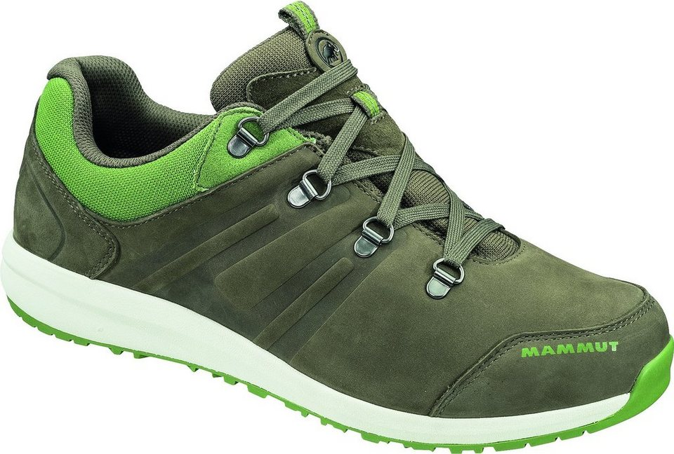 Mammut Kletterschuh »Chuck Low Shoes Men« in oliv