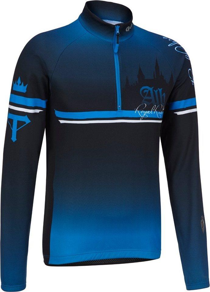 Gonso Radtrikot »Trade Radtrikot Herren« in blau