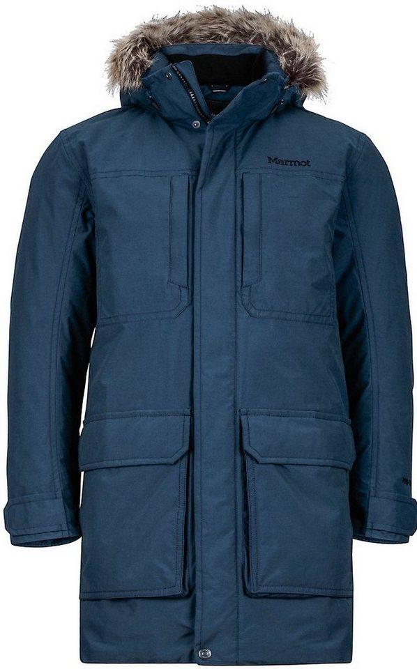 Marmot Outdoorjacke »Longwood Jacket Men« in blau