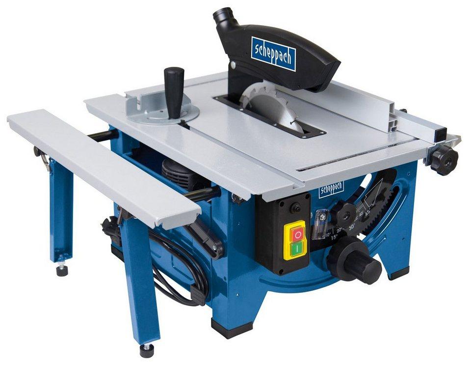 Tischkreissäge »HS80 « in blau