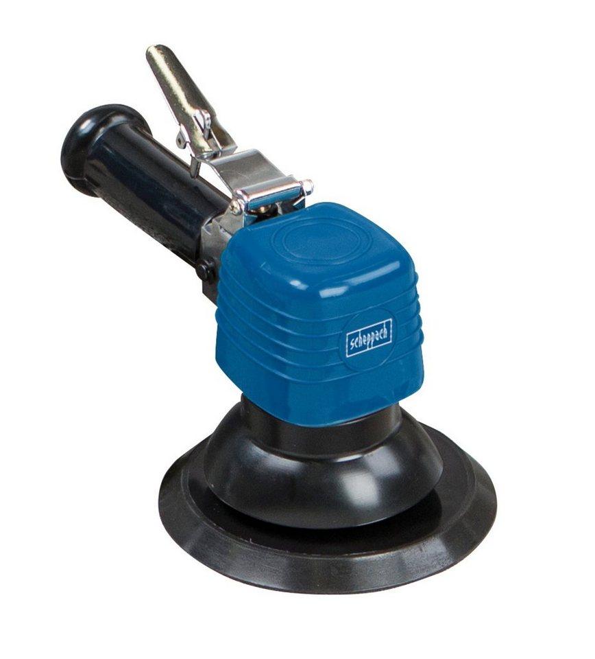 Druckluftzubehör »Druckluftschleifer Set« in blau