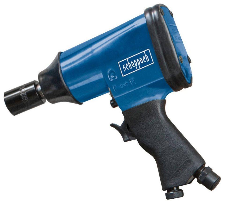 Druckluftzubehör »Druckluftschlagschrauber Set« in blau