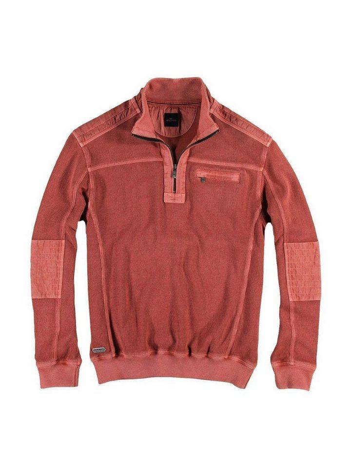 engbers Sweatshirt in Blutrot
