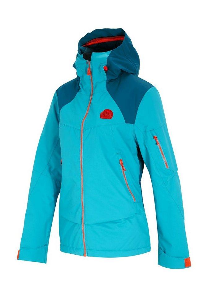 Ziener Jacke »TANIER lady jacket« in blue ocean.blue sea