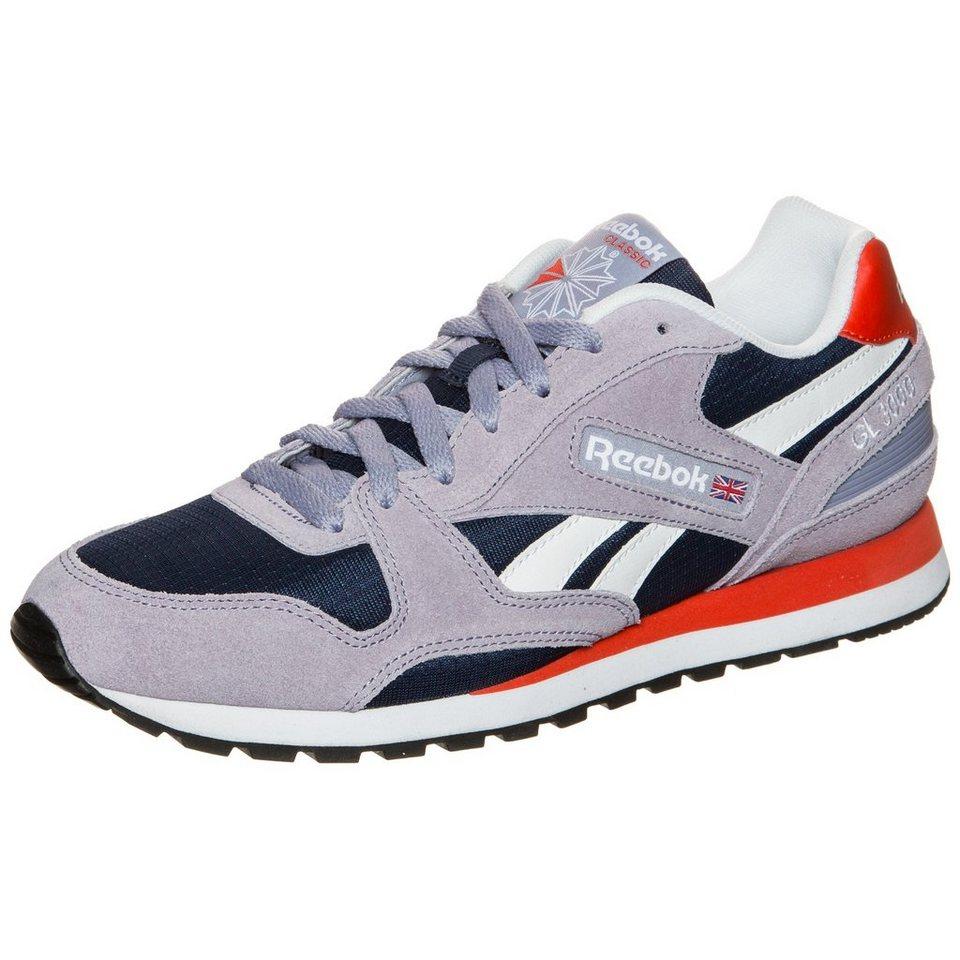 REEBOK GL 3000 Sneaker Herren in dunkelblau / grau