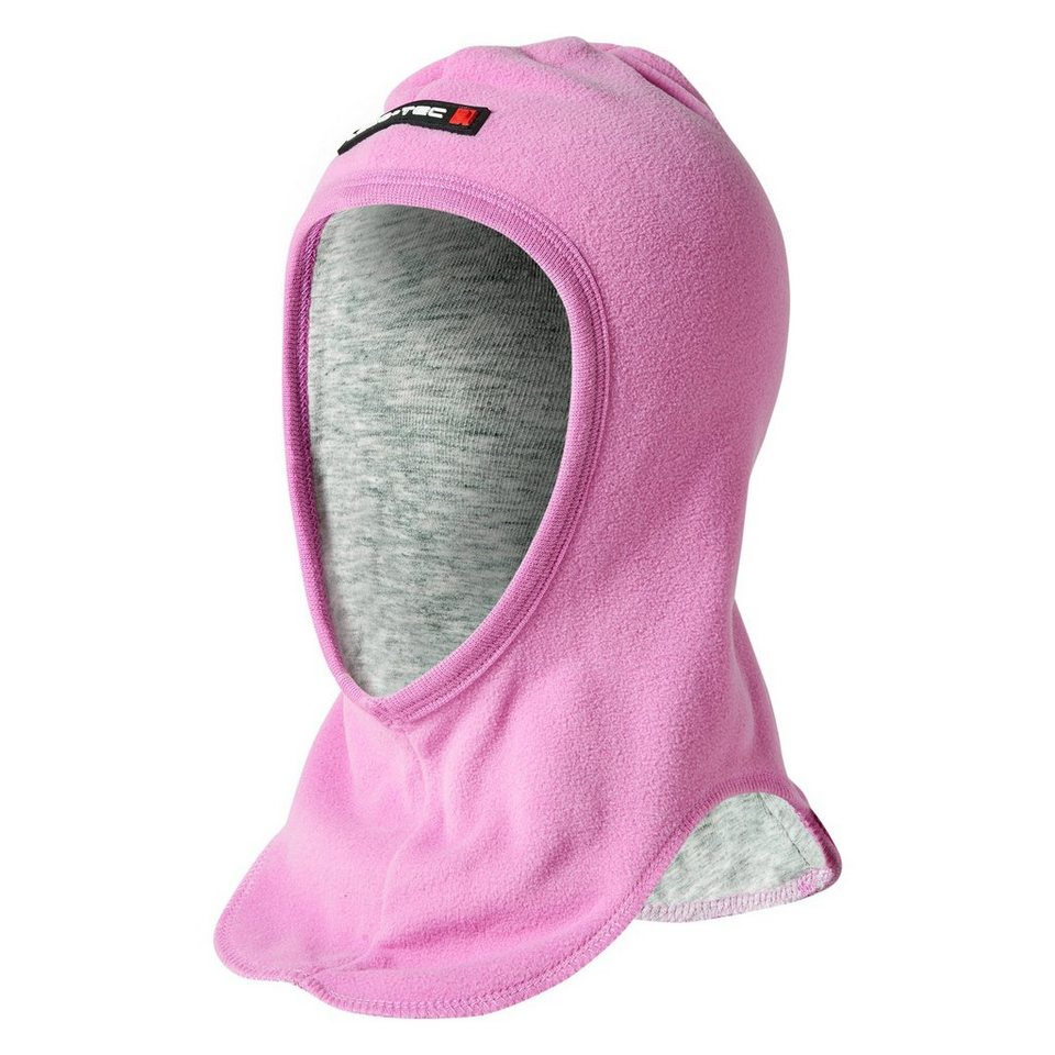 LEGO Wear Fleece Skimütze Skimaske LEGO® TEC AMIR Mütze Nackenwärmer HAT in pink