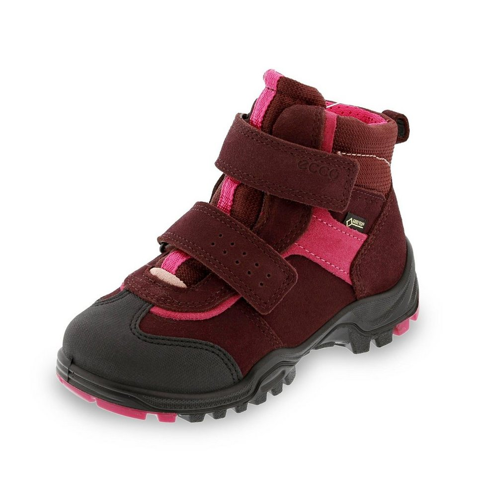 Ecco ecco GORE-TEX® Winterstiefel in bordeaux/pink