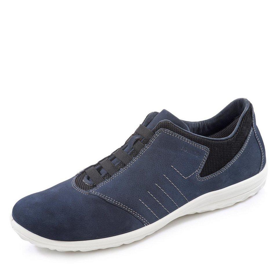 Jomos Air Comfort Jomos Slipper in blau