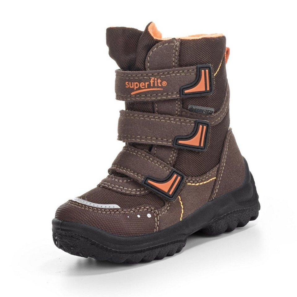 Superfit GORE-TEX® Winterstiefel in braun