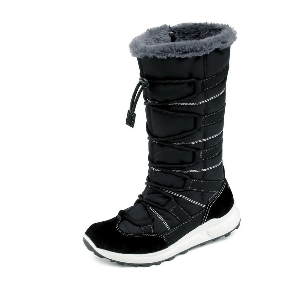 Superfit GORE-TEX® Winterstiefel in schwarz
