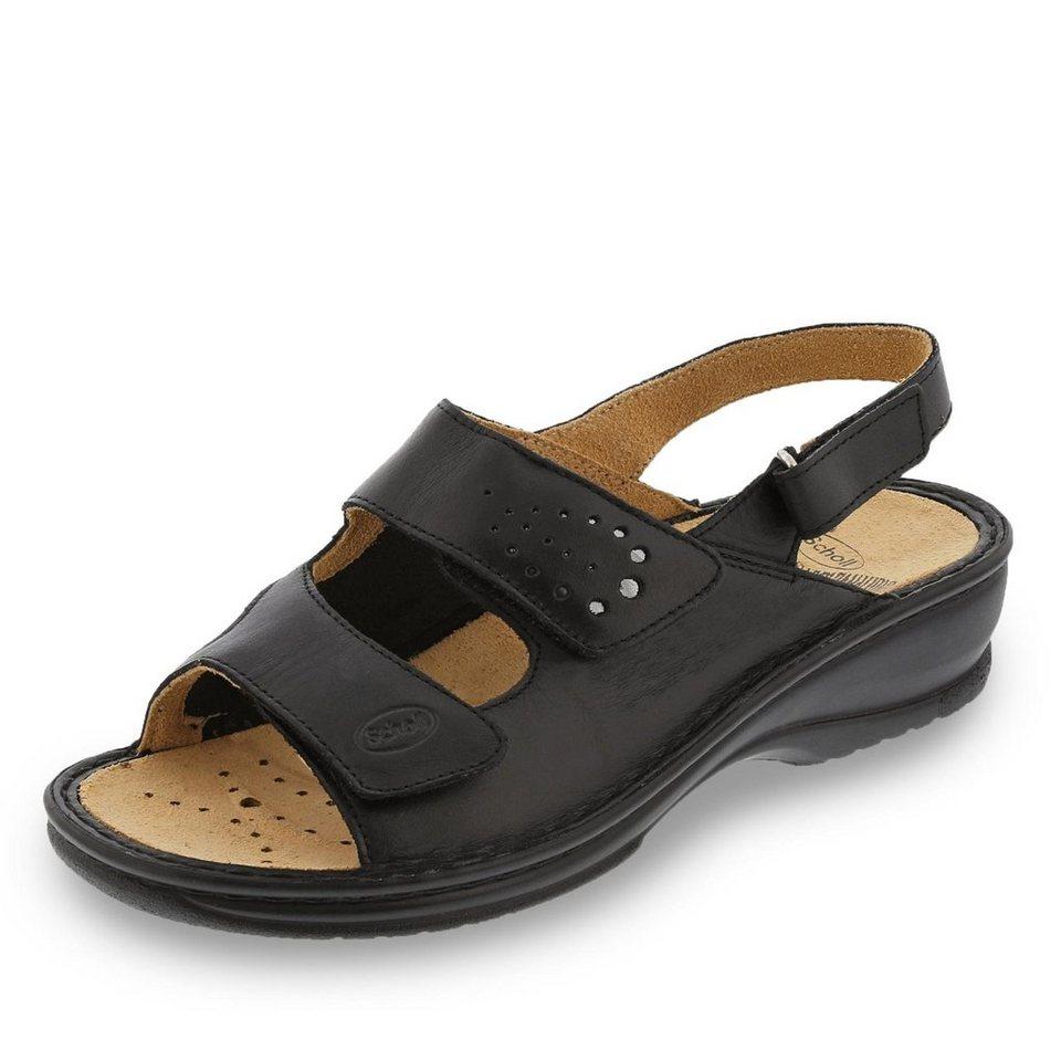 Scholl Savina Sandale in schwarz