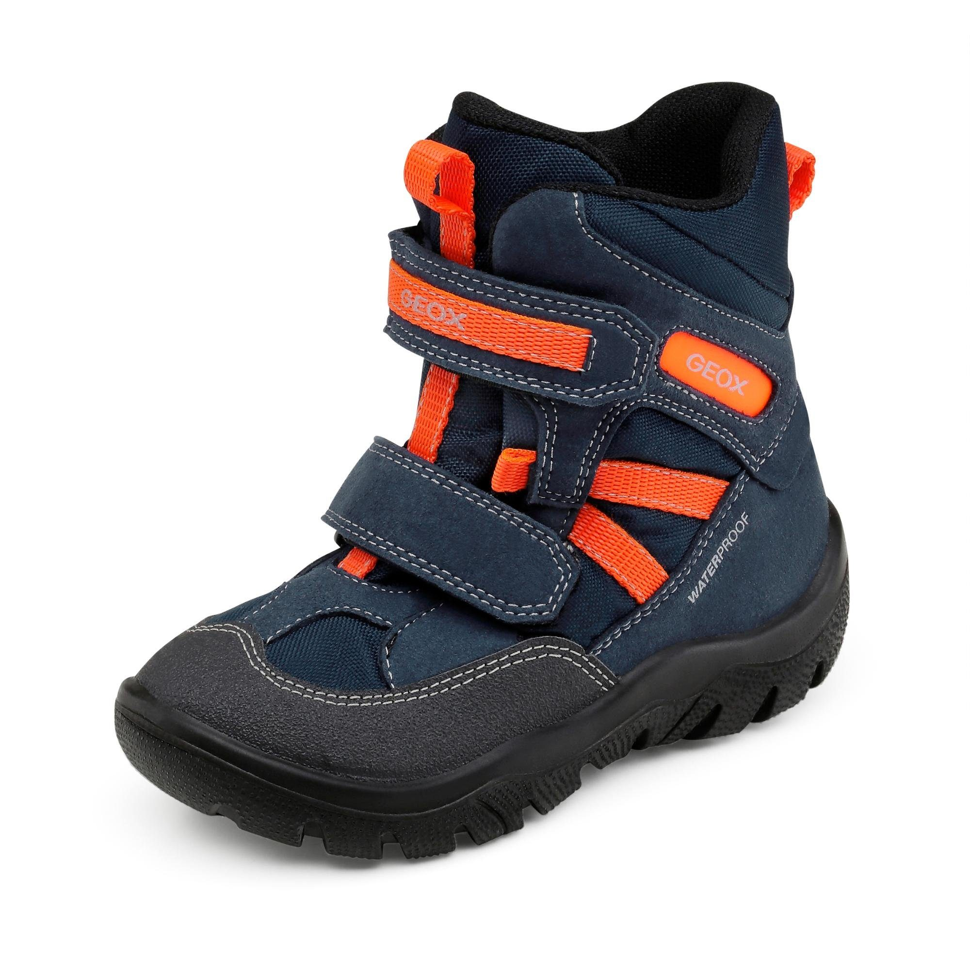 Geox Frosty Boy wasserdichter Winterstiefel
