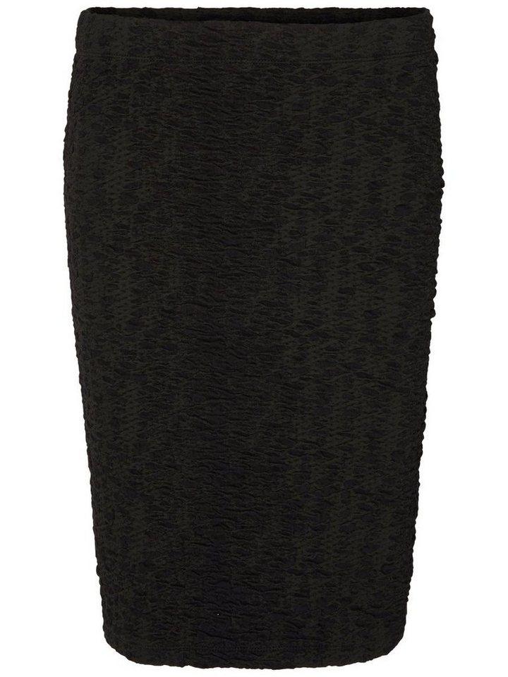 Vero Moda HW Bleistift- Rock in Black 2