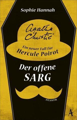 Gebundenes Buch »Der offene Sarg / Ein Fall für Hercule Poirot«