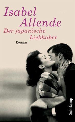 Broschiertes Buch »Der japanische Liebhaber«