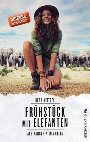 Broschiertes Buch »Frühstück mit Elefanten«