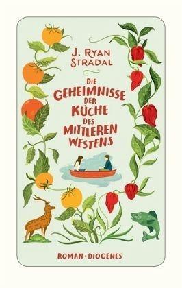 Buch mit Leinen-Einband »Die Geheimnisse der Küche des Mittleren Westens«