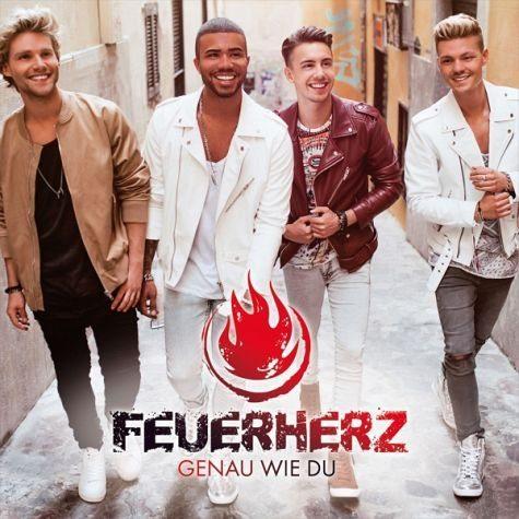 Audio CD »Feuerherz: Genau Wie Du (Limitierte Fanbox)«