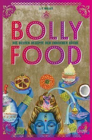 Gebundenes Buch »Bollyfood«
