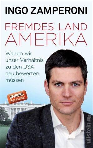 Gebundenes Buch »Fremdes Land Amerika«