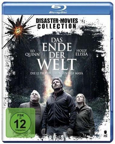 Blu-ray »Das Ende der Welt, 1 Blu-ray«