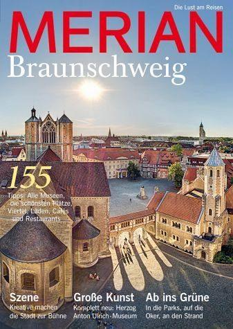 Broschiertes Buch »MERIAN Braunschweig«