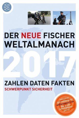 Broschiertes Buch »Der neue Fischer Weltalmanach 2017«