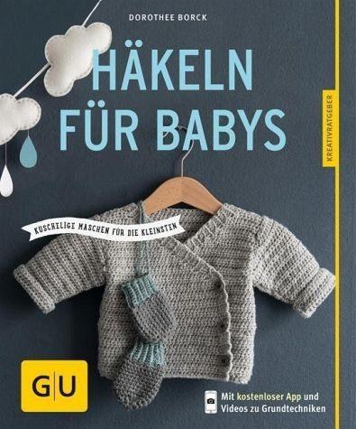 Broschiertes Buch »Häkeln für Babys«