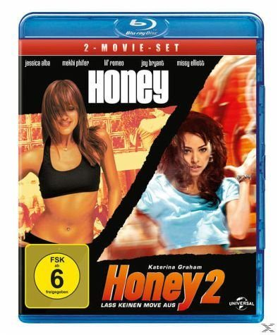 Blu-ray »Honey 1 & 2 Doppelpack«