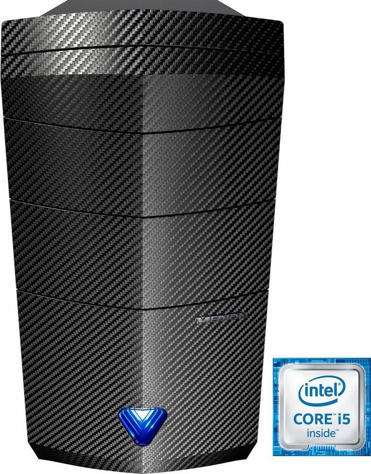 Medion® ERAZER® P5375 I Gaming-PC, Intel® Core™ i5, 8192 MB DDR4, 1128 GB Speicher