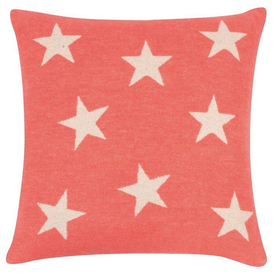 Kissenbezug, pad, »Star«, mit Sternen in orange
