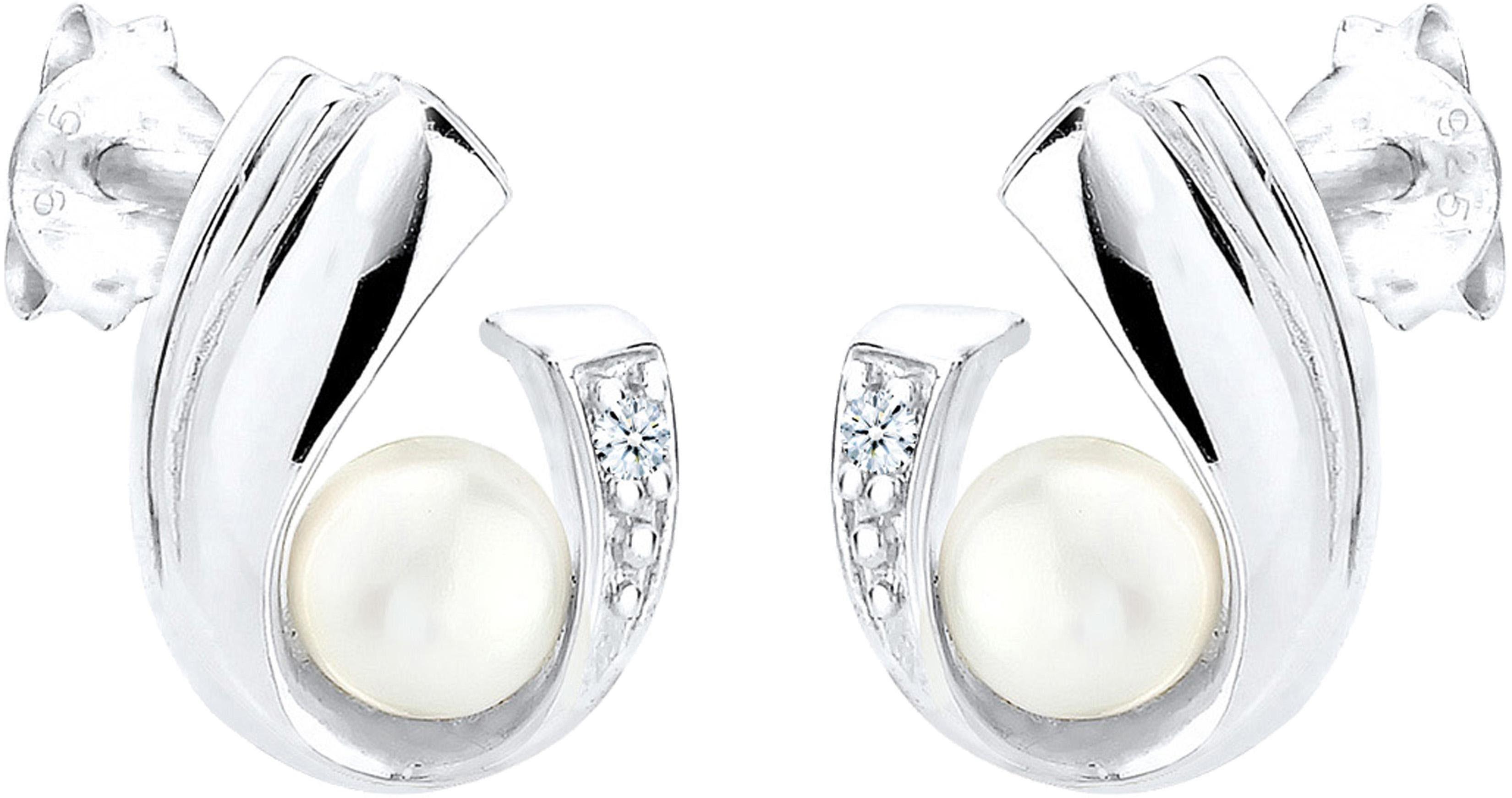 Diamore Paar Ohrstecker »DIAMORE, 0309341713«, mit Brillianten