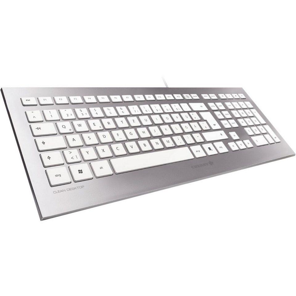 Cherry Tastatur »STRAIT Corded Keyboard«