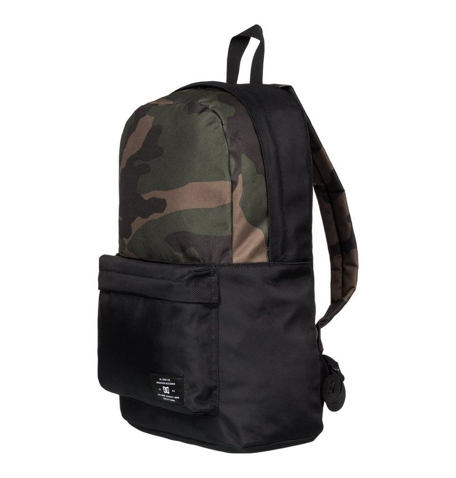 DC Shoes Rucksack »Bunker« in Licorice