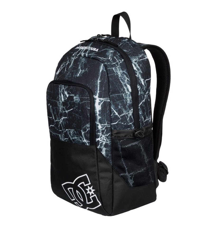 DC Shoes Rucksack »Detention II« in White 1