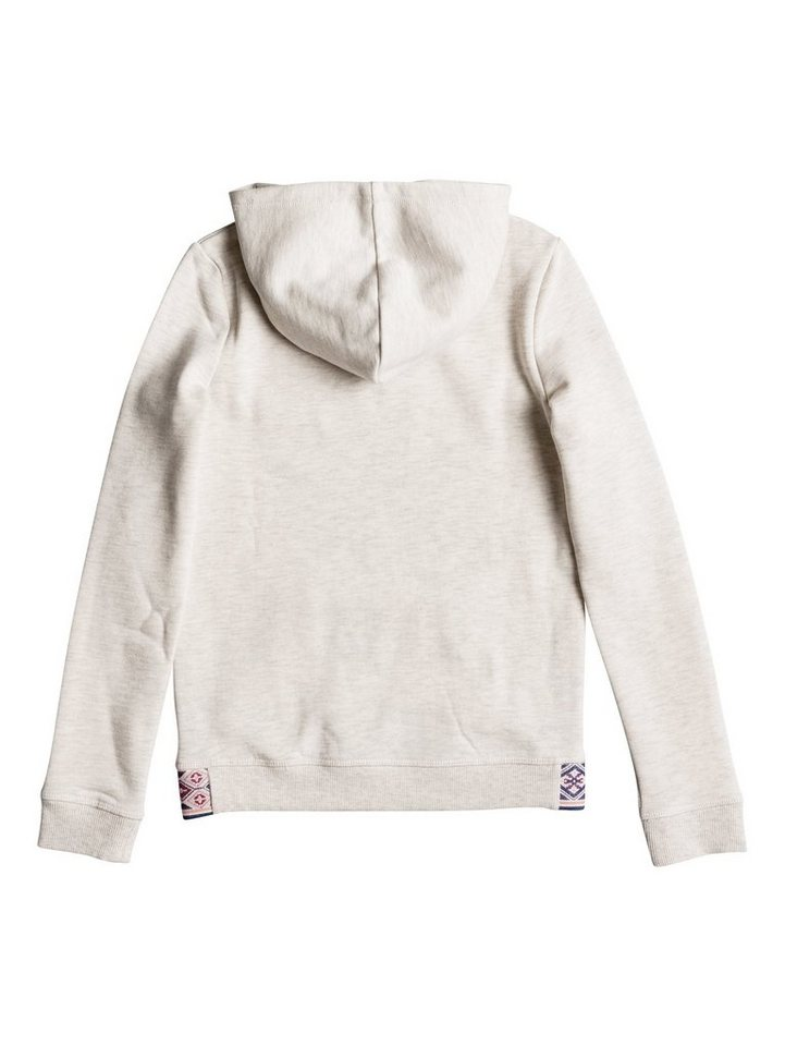 Roxy Hoodie »Riding Owls Wild Childflat« in Sandshell