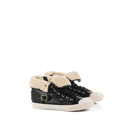 ESPRIT Sneaker-Bootie mit Umschlag