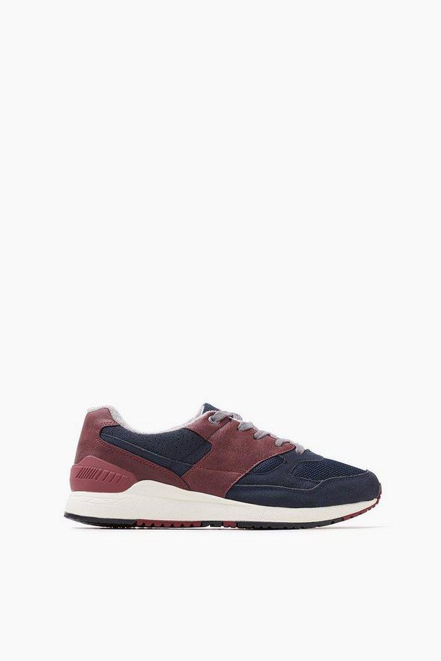 ESPRIT CASUAL Leichter Trend-Sneaker in NAVY