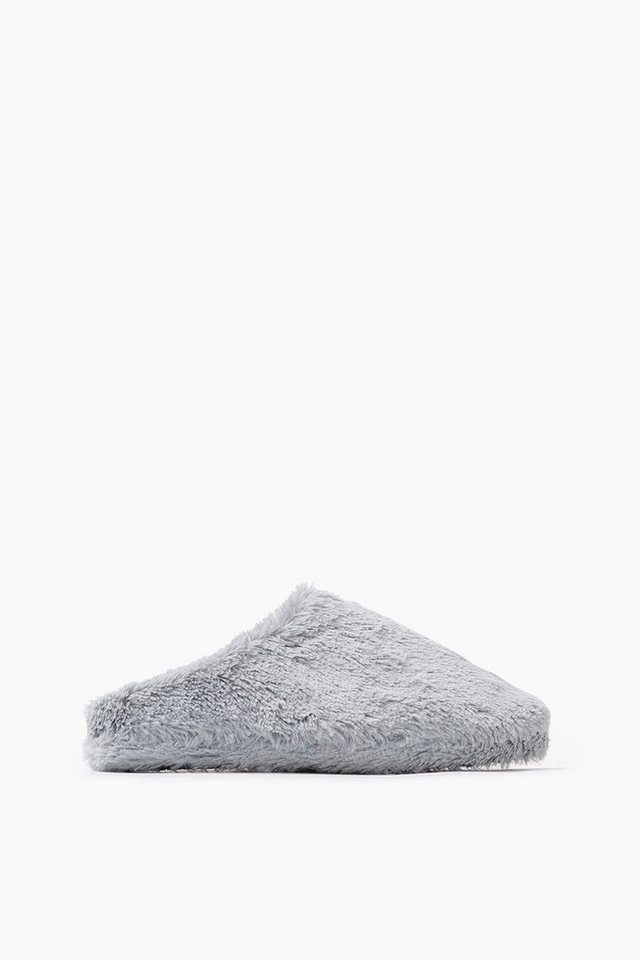 ESPRIT CASUAL Teddy Home Slipper in GREY